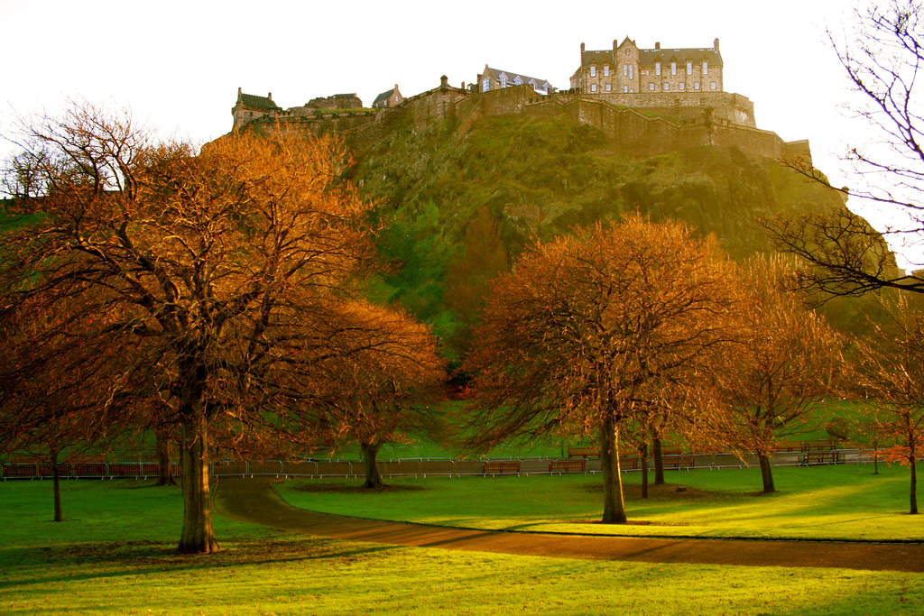 The Best Parks In Edinburgh To Watch The Leaves Turn This