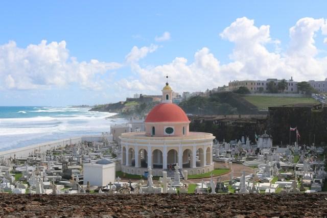 Cemetery, Puerto Rico   Public Domain/Pixabay