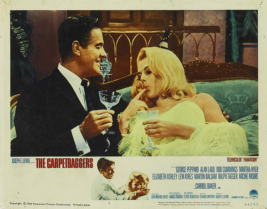 How Hollywood Star Carroll Baker Ran Out Of Actors To Kiss