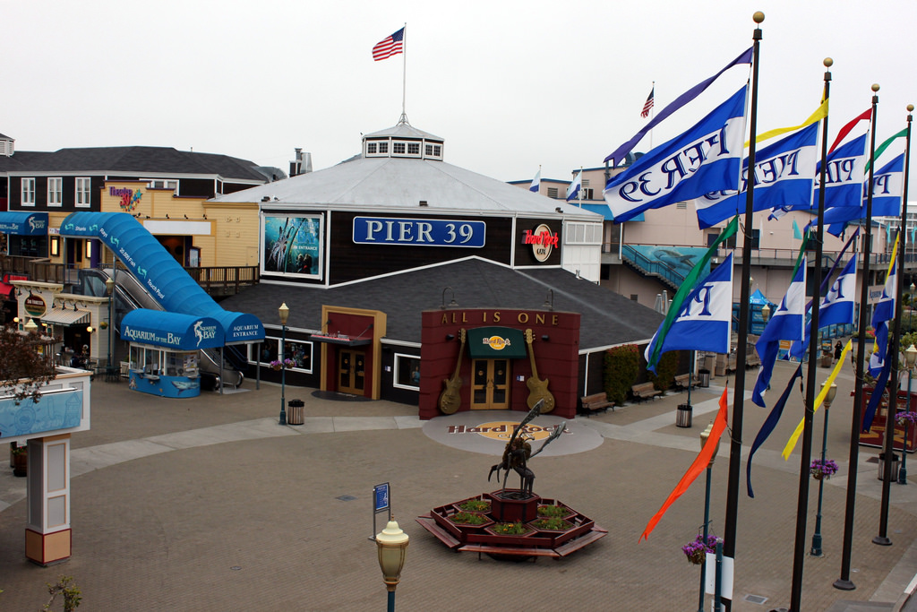 Seafood San Francisco Pier 39