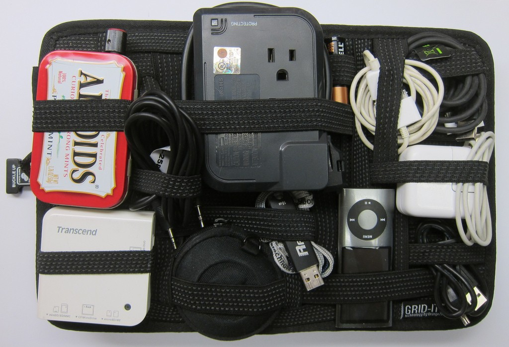Travel gear © Chris Lott/Flickr