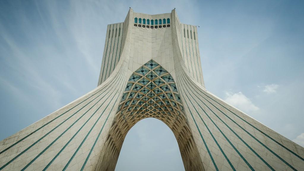 A Brief History Of Azadi Tower In Tehran