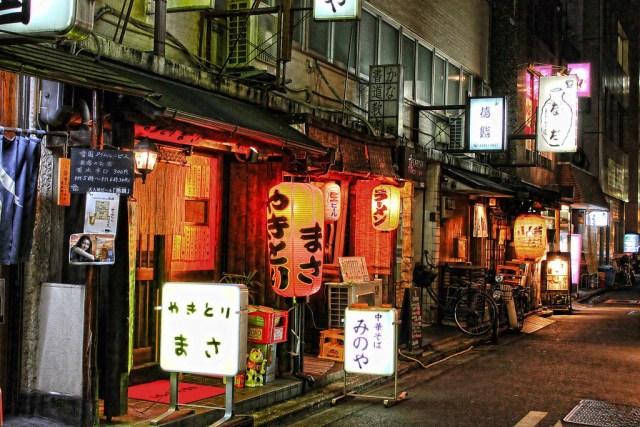 Izakayas in Tokyo | © Mehmet Aktugan / Flickr
