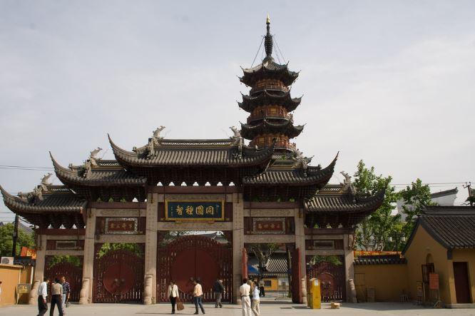 A Brief History Of Longhua Temple Shanghai