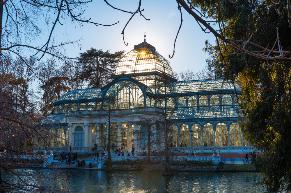 The 10 Most Beautiful Parks And Gardens In Madrid