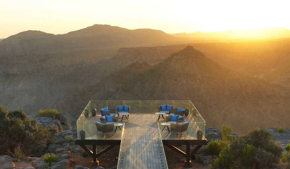 Atelier Pod Designs The Highest Five Star Resort In The