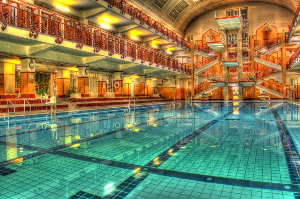 10 Of Viennas Best Indoor Swimming Pools