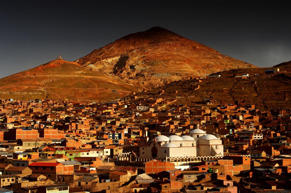 A Brief History Of Potos And Cerro Rico