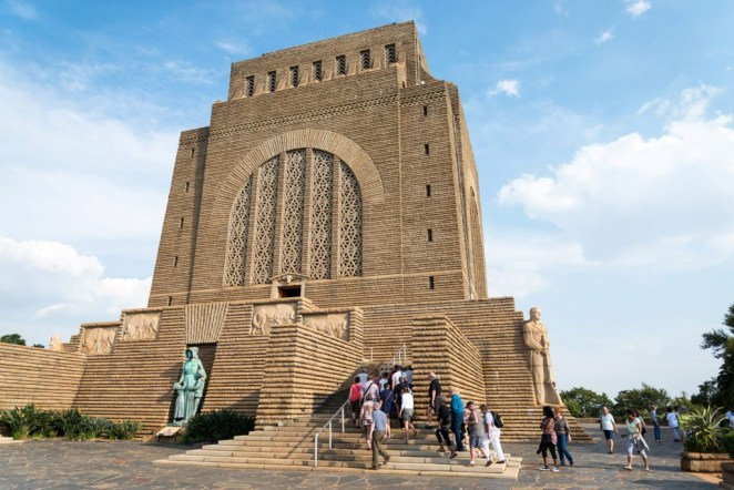 The Monument was designed by architect Gerard Moerdijk | Courtesy of The Voortrekker Monument