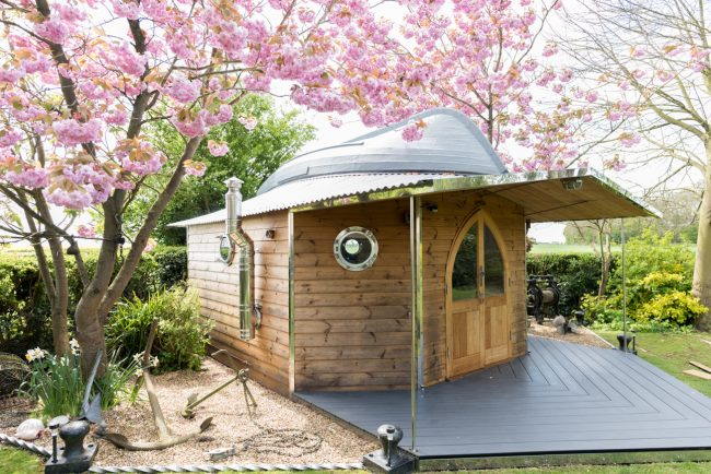 These Crazy Shed Of The Year Designs Include A Hobbit