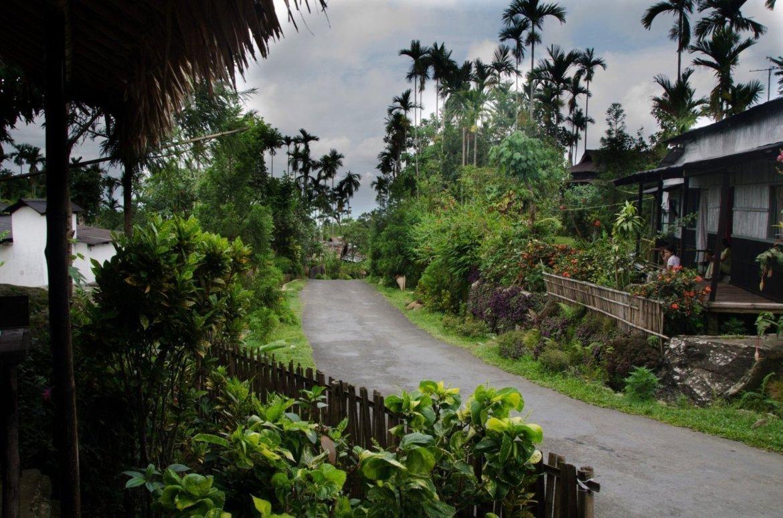 Top 5 Offbeat Monsoon Destinations In India  - Mawlynnong Meghalaya
