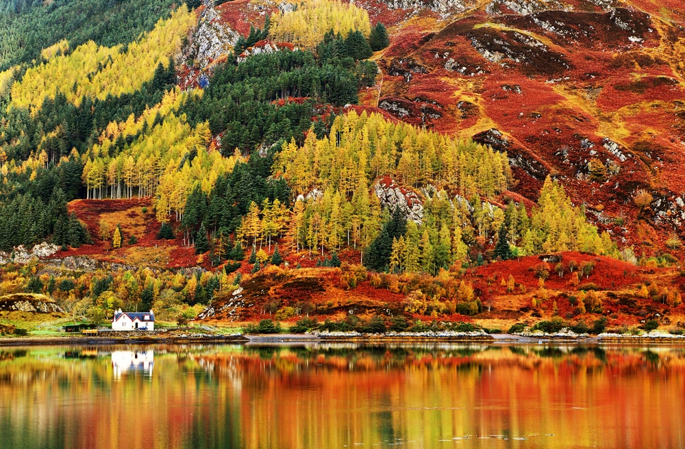 Forget Summer This Is Where You Really Need To Go This Autumn