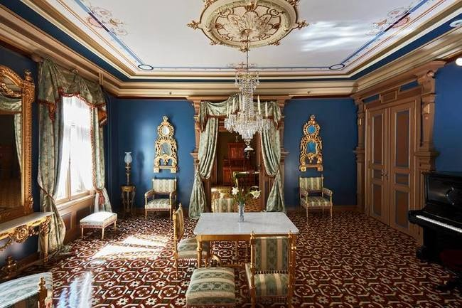 Step Into Henrik Ibsens Home At This Oslo Museum