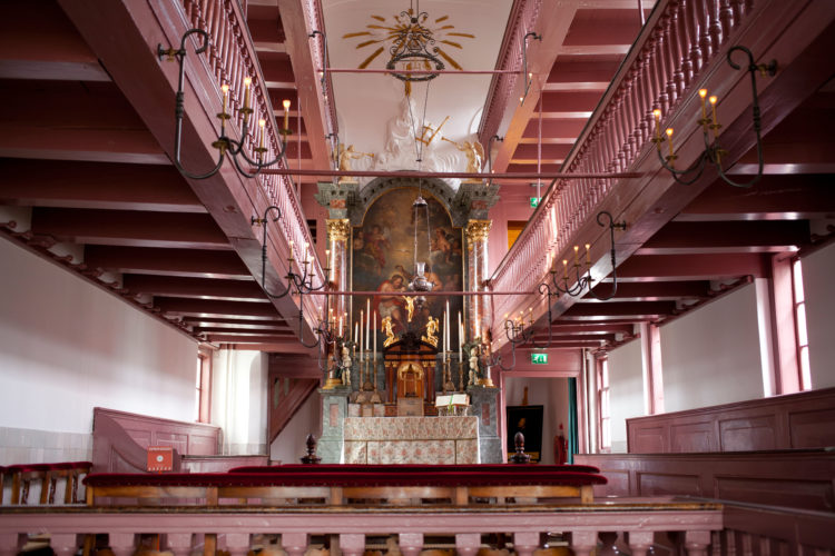Museum Ons' Lieve Heer op Solder (Our Lord in the Attic), Amsterdam