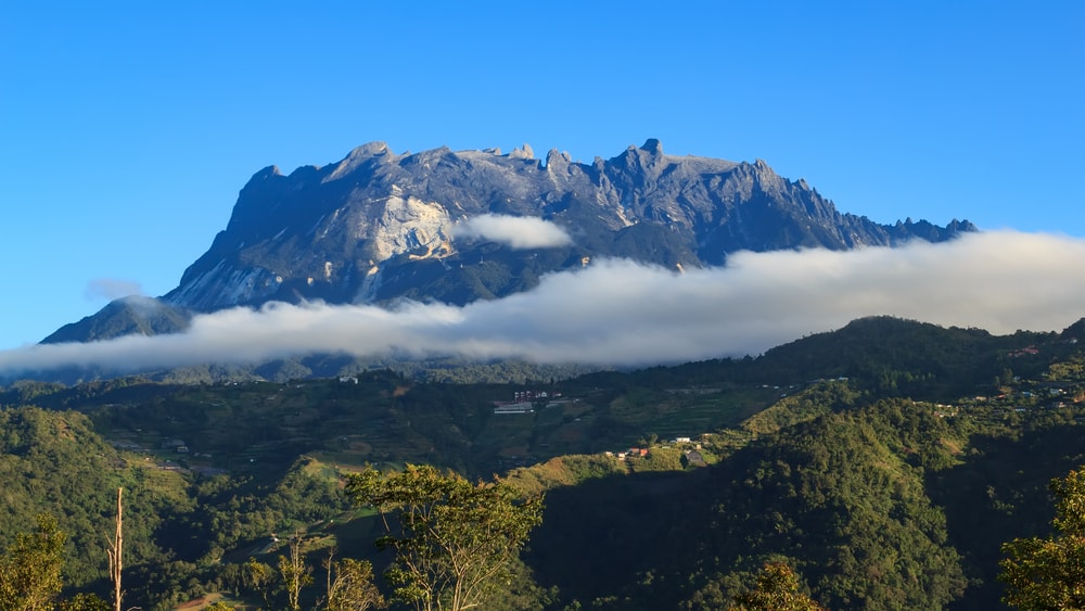 Gunung kinabalu) is a prominent mountain on the island of borneo in southeast asia. Why Malaysia S Mt Kinabalu Is So Sacred