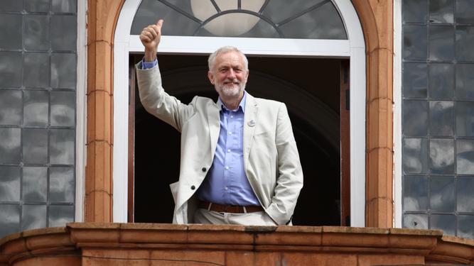Now do Corbyn, says Britain
