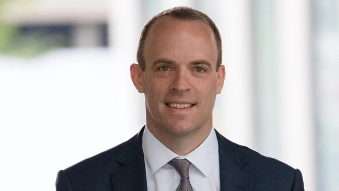 Anxious nation cheered by Raab's dismal failure
