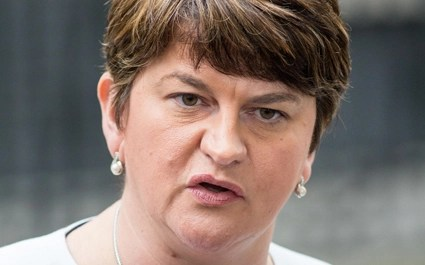 DUP to expand into f**king up other countries