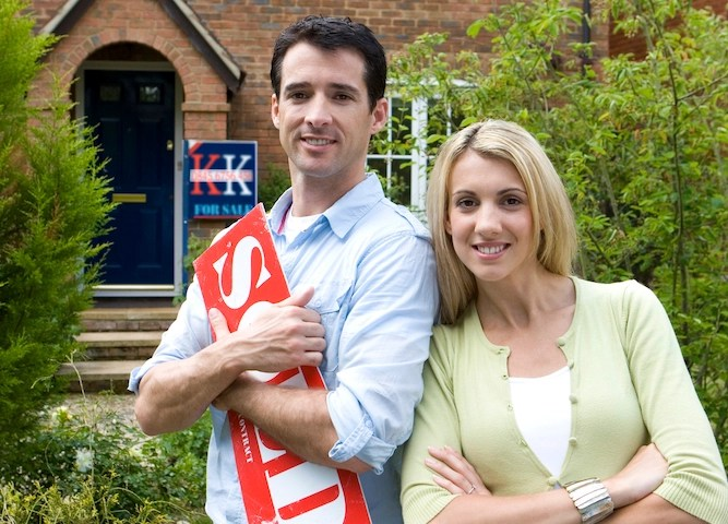 Millennials cosplaying as homeowners