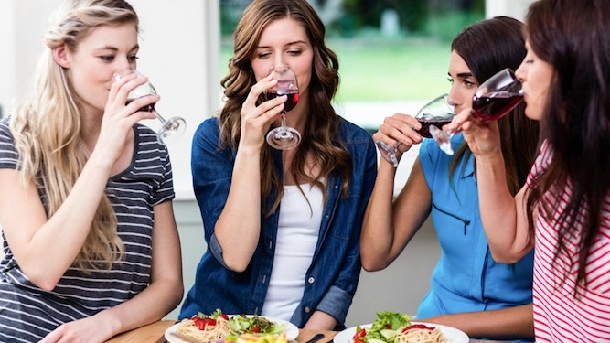 The middle class person's guide to pretending you don't drink too much