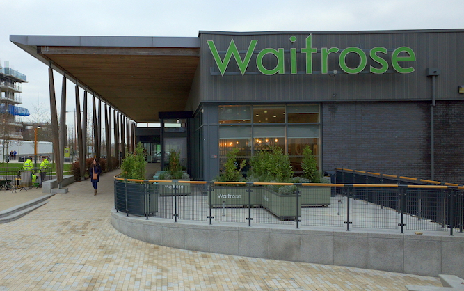 Audible gasp in Waitrose cafe as woman arrives without KeepCup
