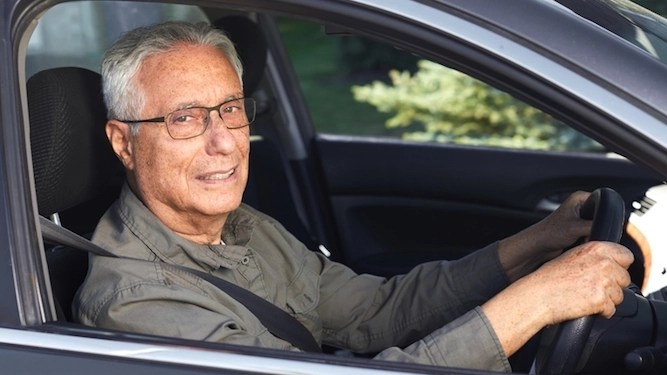 Drivers over 70 only allowed to drive at night