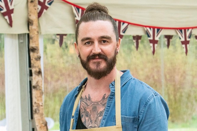 Bake Off unveils sacrificial hipster