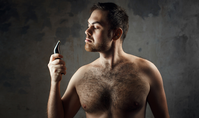 The creepy bastard's guide to grooming your body hair