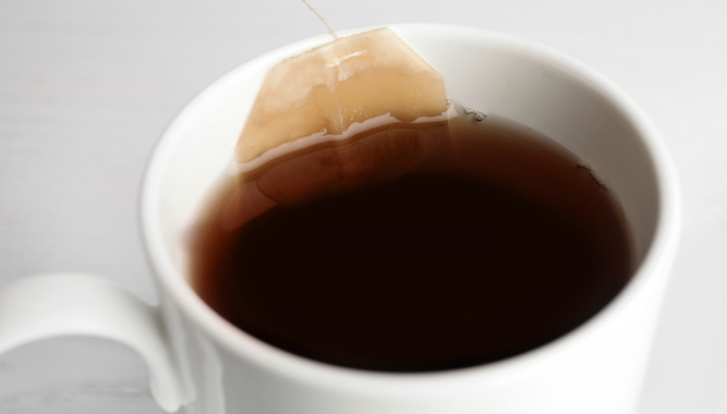 Gap between Northern and Southern tea-brewing time rises to four minutes and 45 seconds