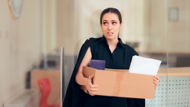 Woman quits job after getting boss in Secret Santa