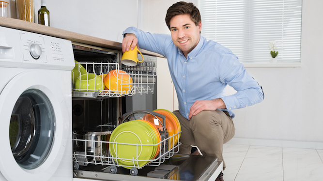 Watching someone correctly load dishwasher is biggest turn-on ever