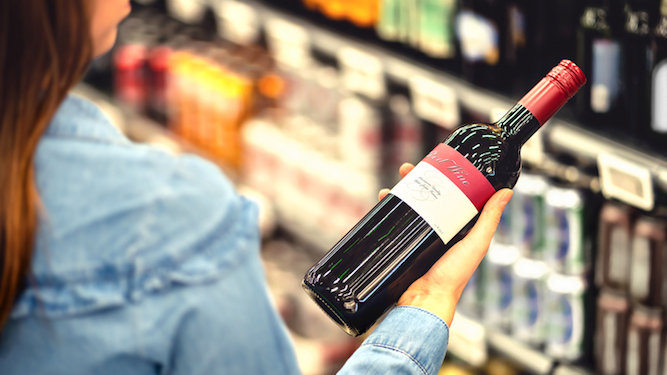Just buy whatever's cheapest, confirm wine experts