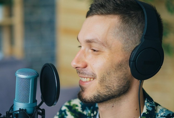 Man starts podcast to follow passion of wasting everyone's time
