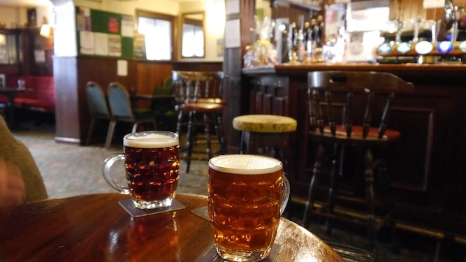 Pubs to pipe in pre-recorded misogyny and flatulence