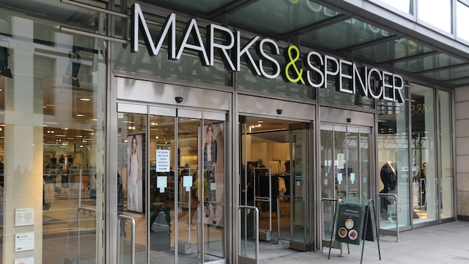 M&S lingerie range implies M&S shoppers have sex