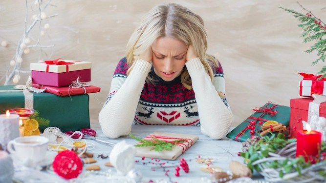 How to make December utterly exhausting for no reason