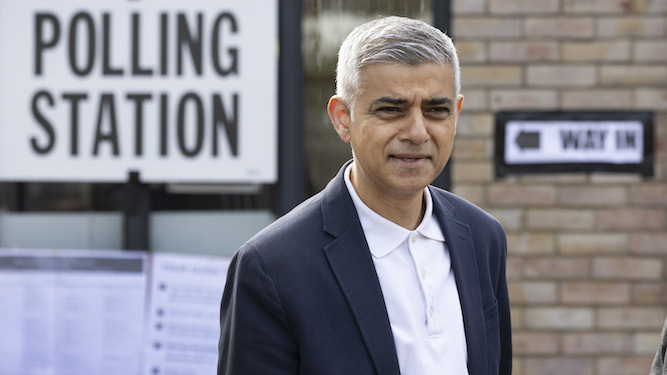 Sadiq Khan's re-election a disaster for London, agree Doncaster, Hereford, Wrexham and Stroud