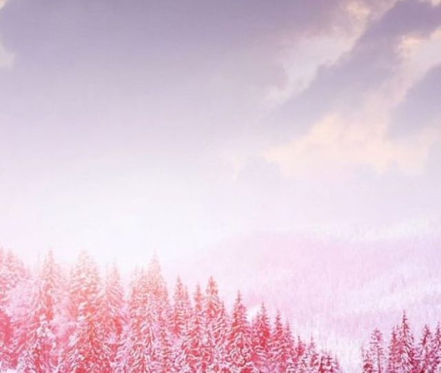 Radiant Color Gives This Snowy Mountain Scene A Fun And Happy Look And It Sets The Scene For A Beautiful Winter