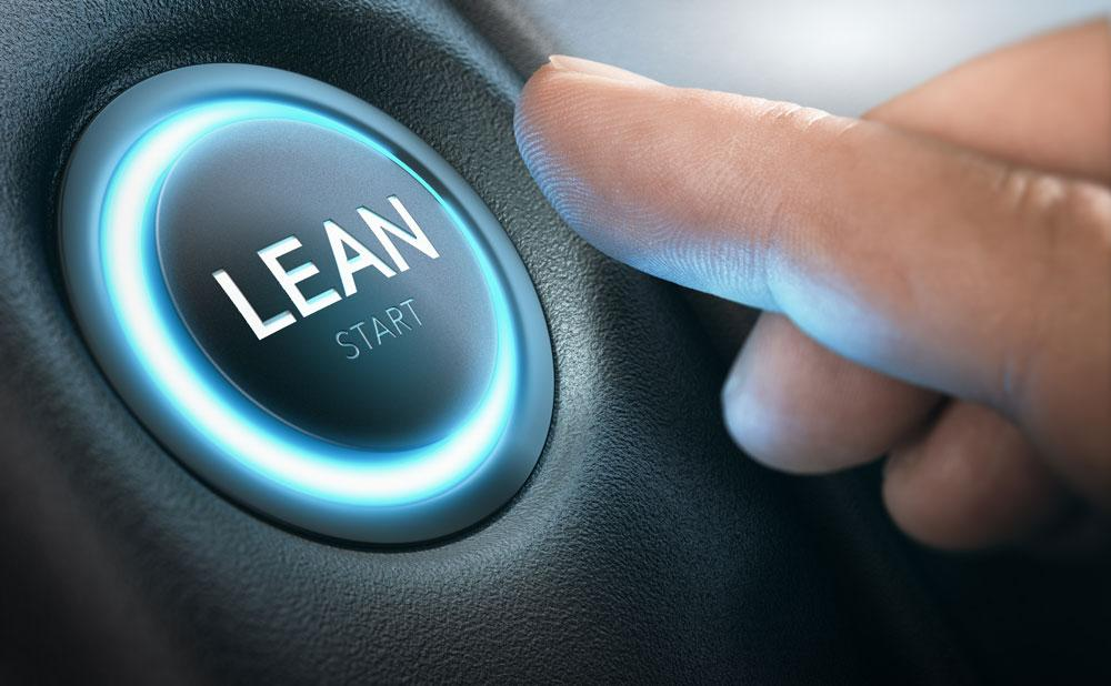 Remaster the 5 principles of lean manufacturing