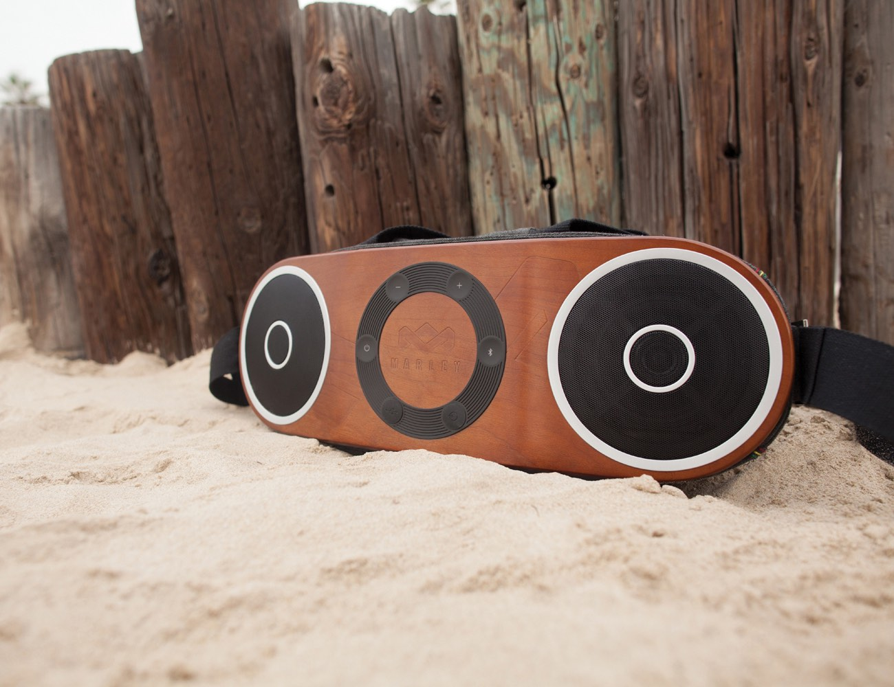 Bag of Riddim Audio System by House of Marley 01