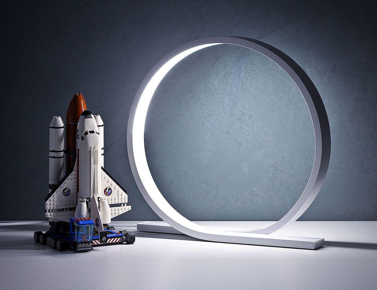 Loop Minimalist Table Lamp