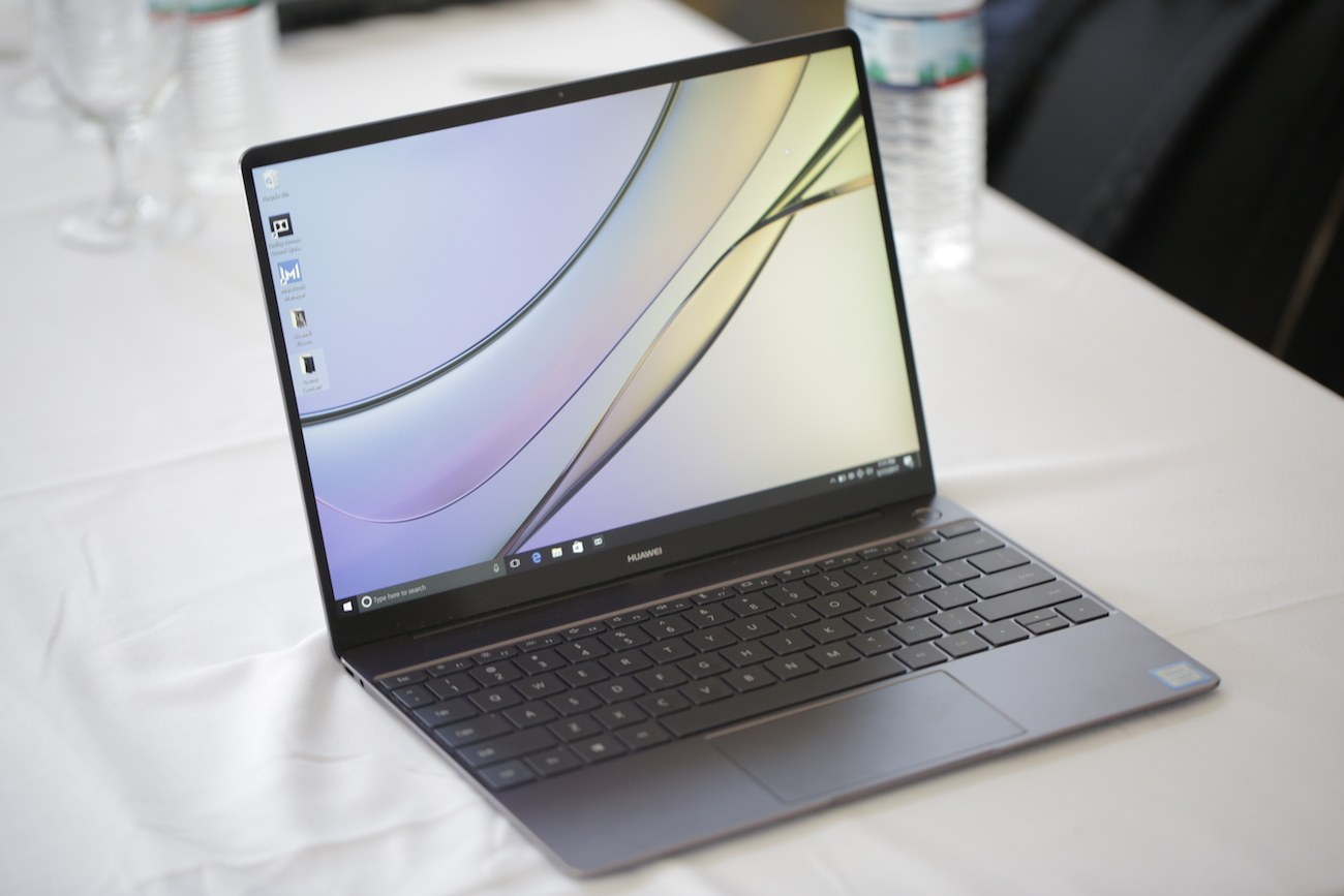 Huawei MateBook X Touchscreen Laptop