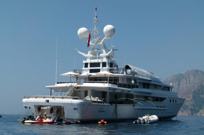 Wrecks To Riches Aboard The Superyachts Restored To Their Former Glories Gentlemans Journal