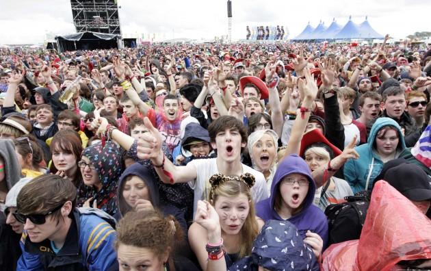 Oxegen Crowd 2011