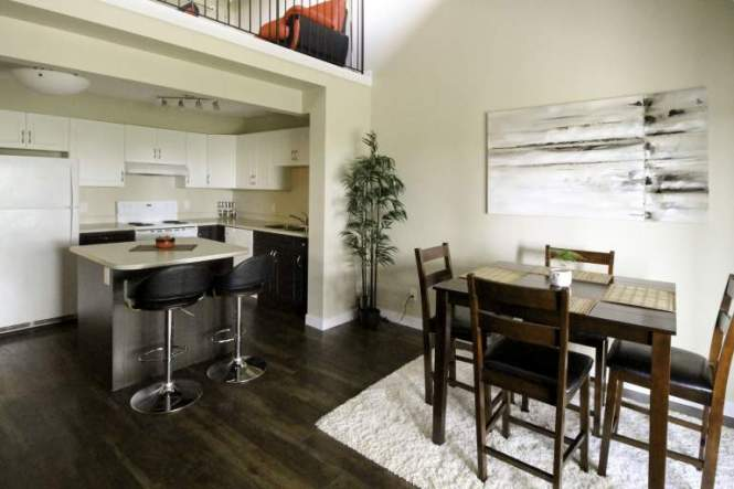 Heatheridge Estates Apartments Dining