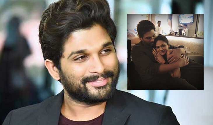 Image result for snehareddy allu arjun
