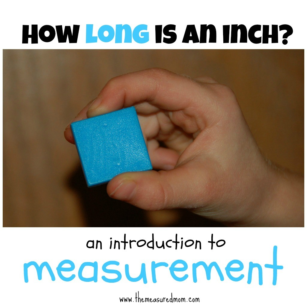 How Long Is An Inch An Introduction To Linear