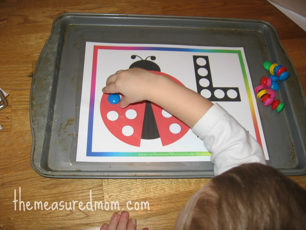 Learning To Write The Alphabet 11 Ways To Make An L