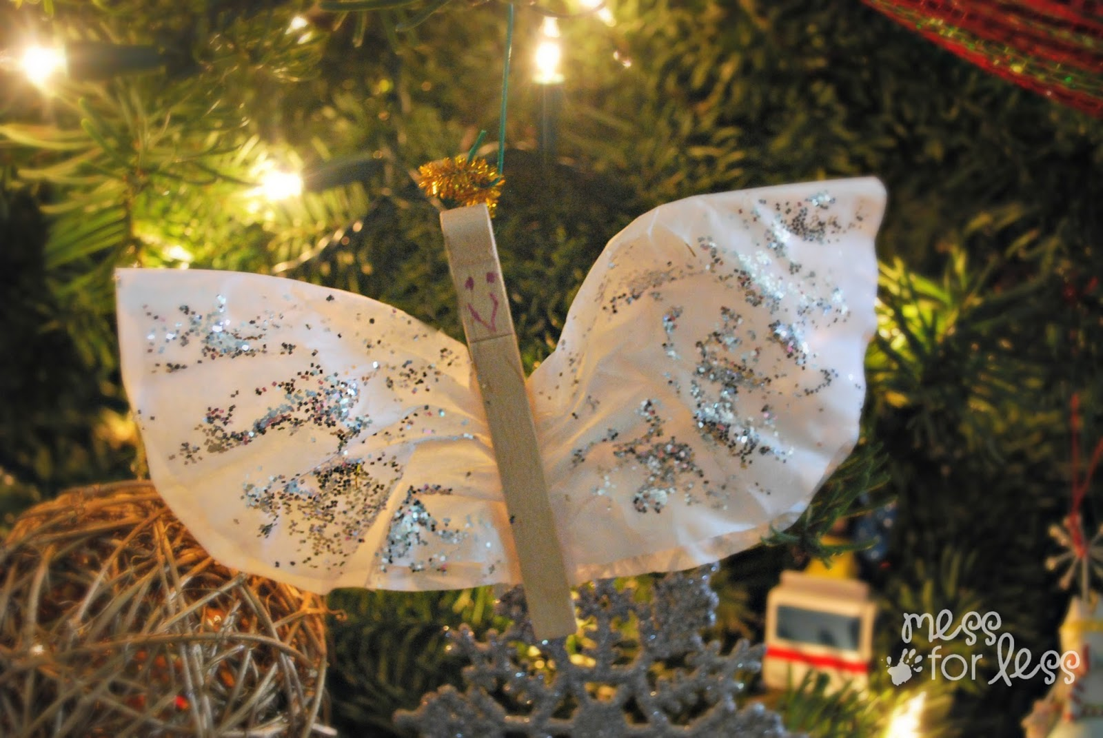Last Minute Christmas Decorations (that Your Kids Can Make