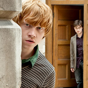 Ron Weasley &mdash; <em>Harry Potter</em>